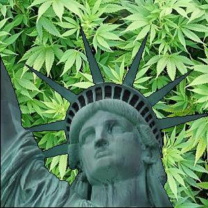 statueoflibertymarijuana